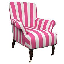 Alex Fuchsia Barrington Chair
