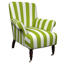 Alex Green Barrington Chair