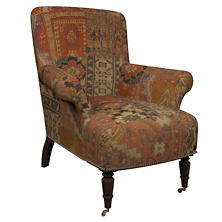 Anatolia Linen Barrington Chair