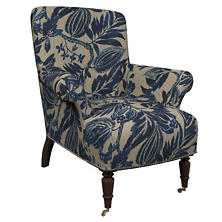 Antigua Linen Barrington Chair