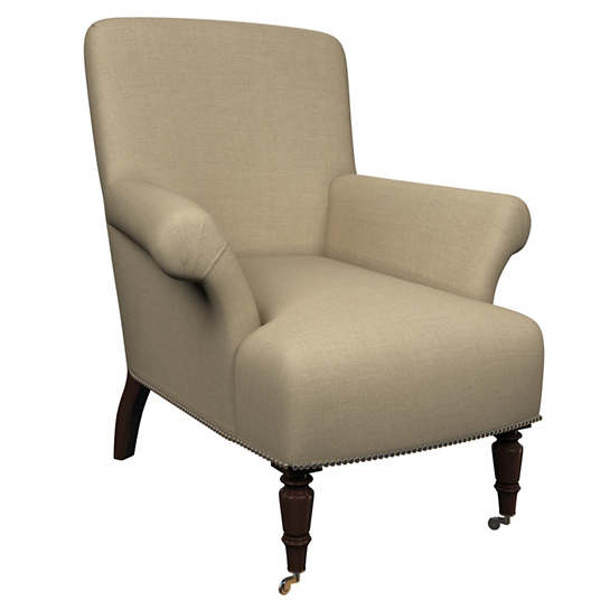 Estate Linen Natural Barrington Chair