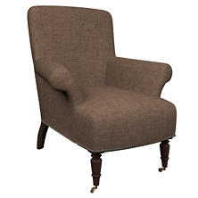 Greylock Brown Barrington Chair