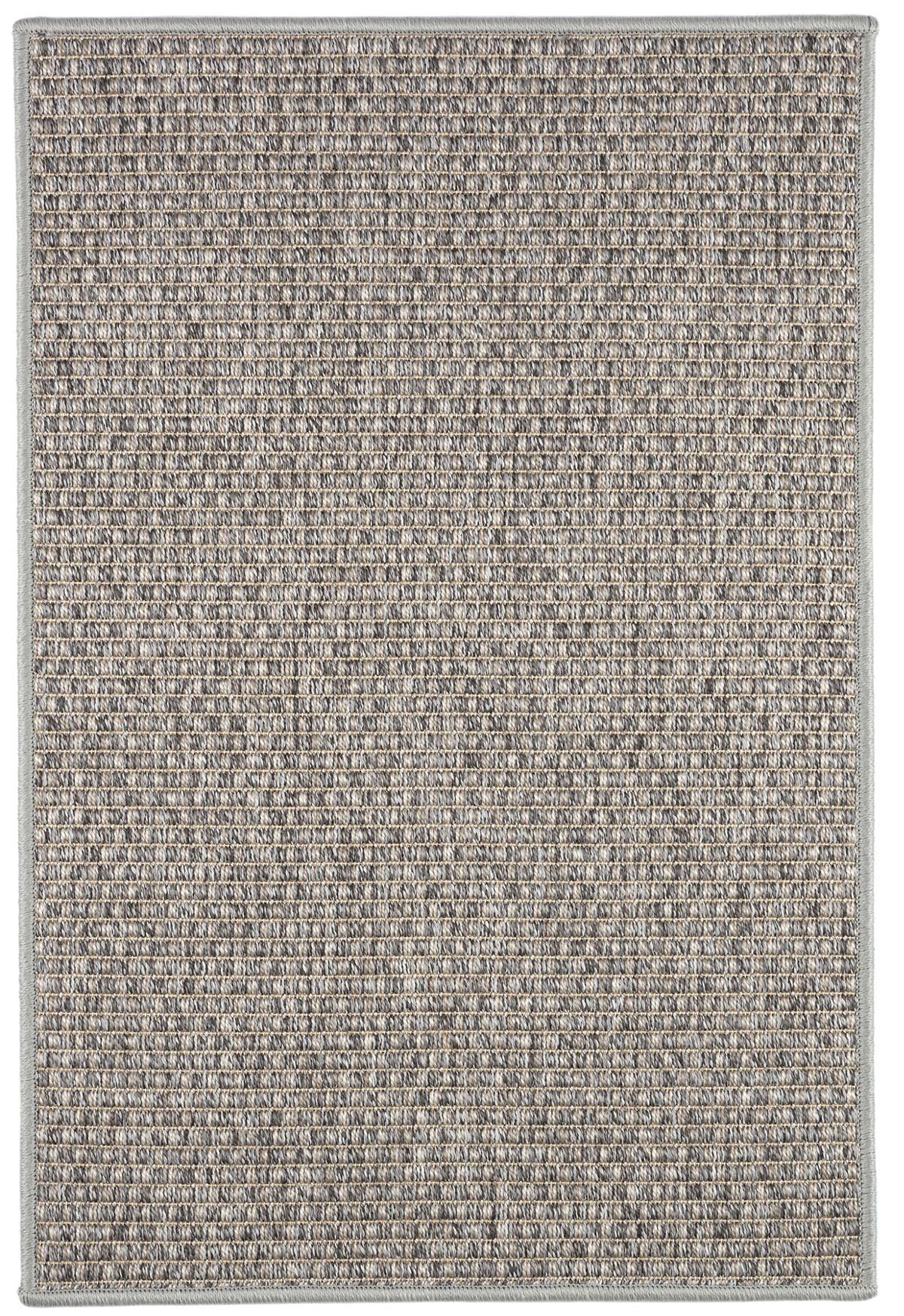 Basil Grey Indoor/Outdoor Custom Rug
