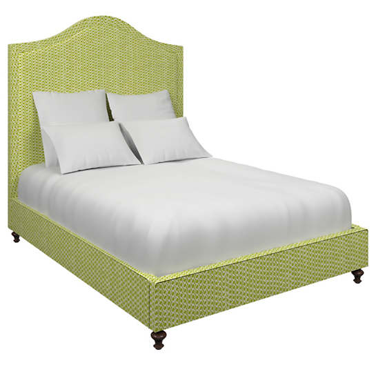 Beads Dark Green Westport Bed