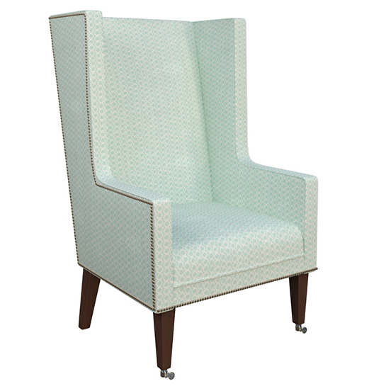 Beads Dark Sky Neo-Wing Chair