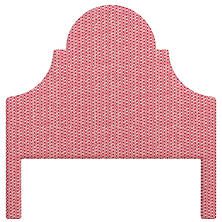 Beads Fuchsia Montaigne Headboard