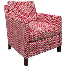 Beads Fuchsia Ridgefield Chair
