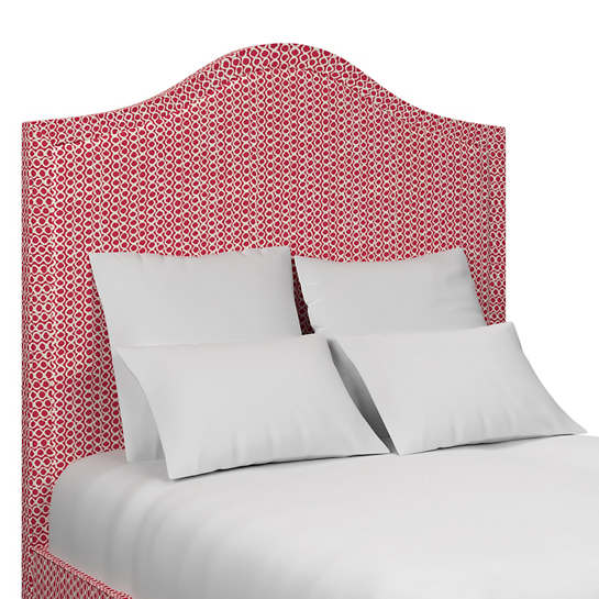 Beads Fuchsia Westport Headboard