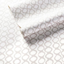 Beads Grey Wallpaper