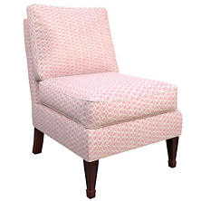 Beads Pink Eldorado Chair