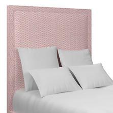 Beads Pink Stonington Headboard