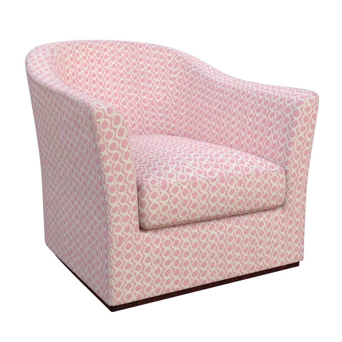 Beads Pink Thunderbird Chair