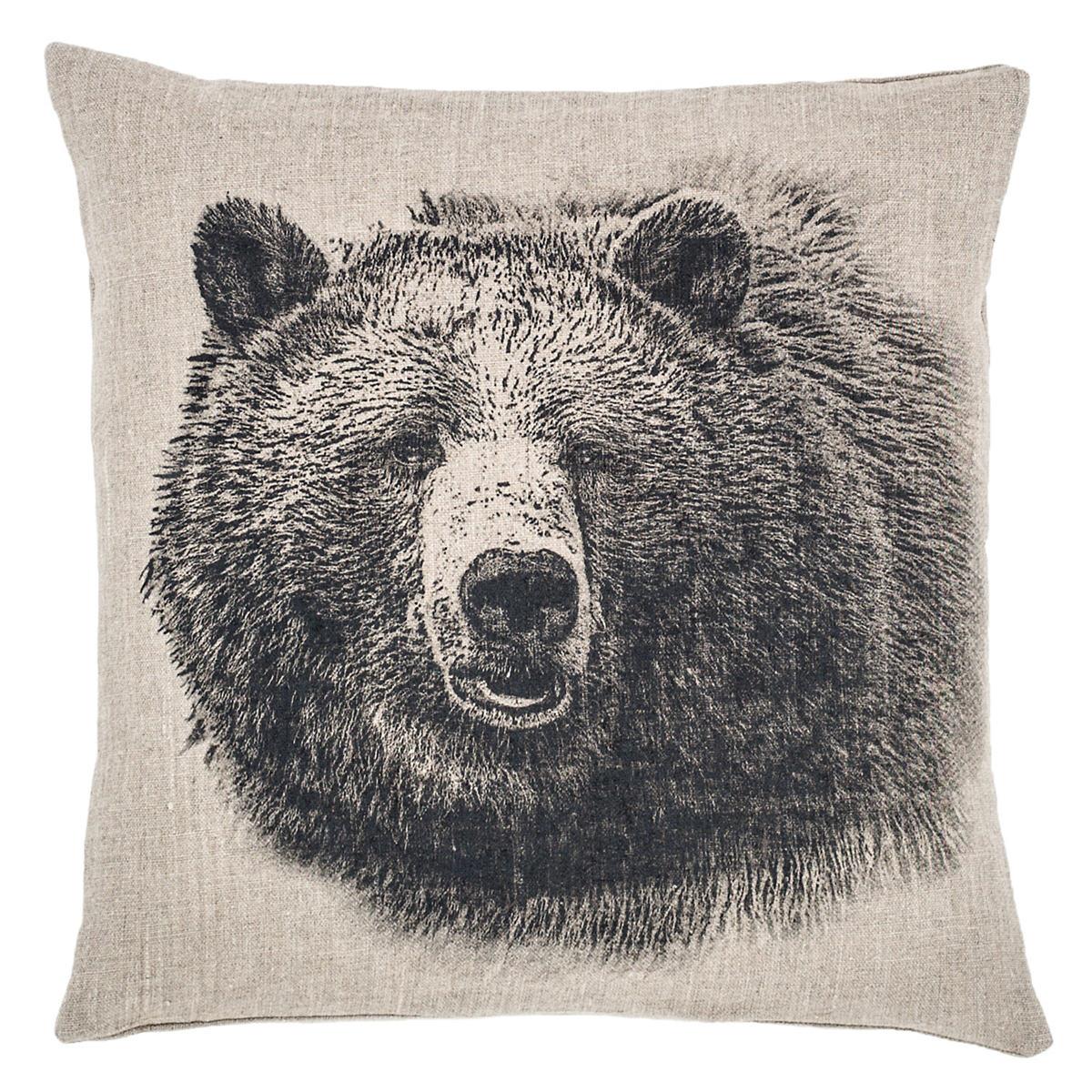 Bear Decorative Pillow