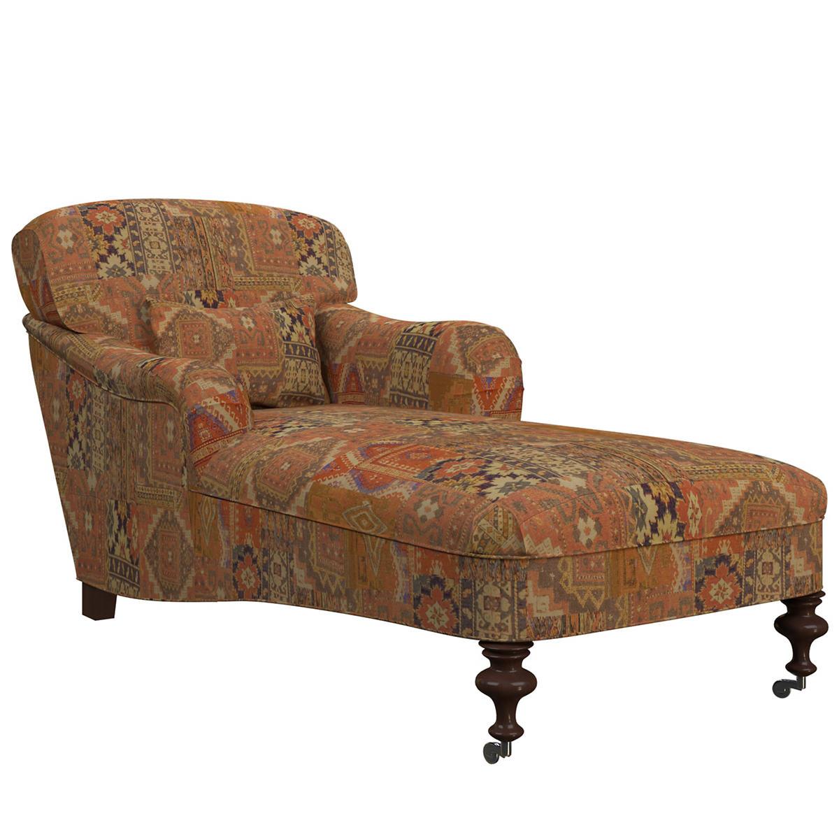 Anatolia Linen Beaufort Chaise