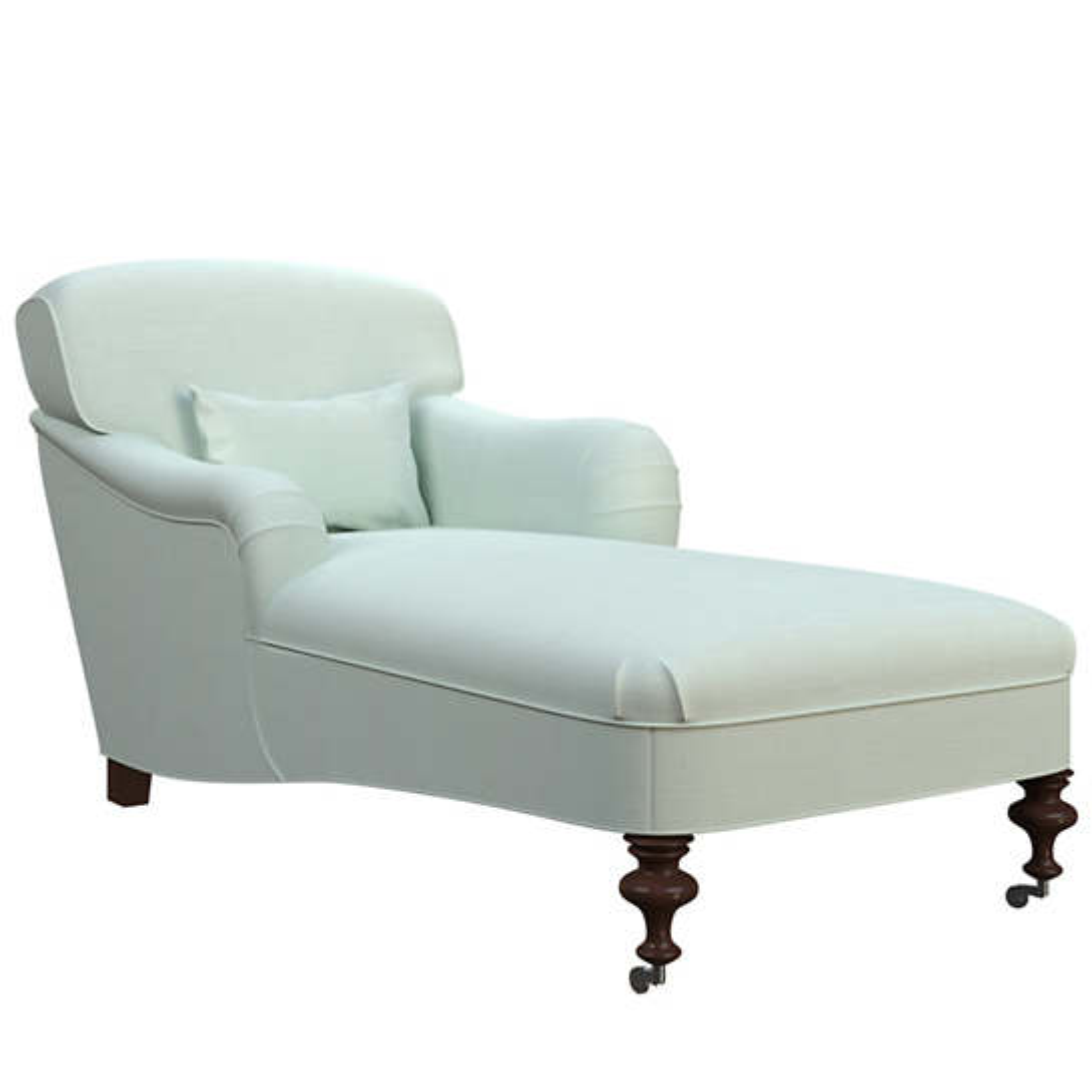 Estate Linen Powder Blue Beaufort Chaise