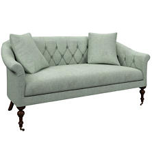 Greylock Light Blue Becket Loveseat