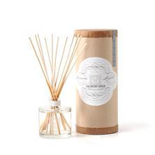 Linnea's Lights Belgian Linen Diffuser + Reeds