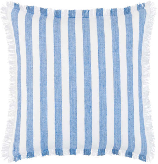 Belize Stripe Linen Decorative Pillow