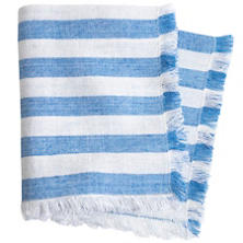 Belize Stripe Linen Napkin/Set Of 4