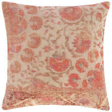 Bergamot Chenille  Decorative Pillow