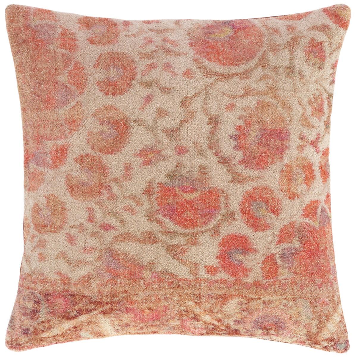 Bergamot Chenille  Decorative Pillow