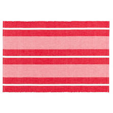 Berkeley Stripe Red Placemat