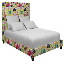 Block Floral Bright Stonington Bed