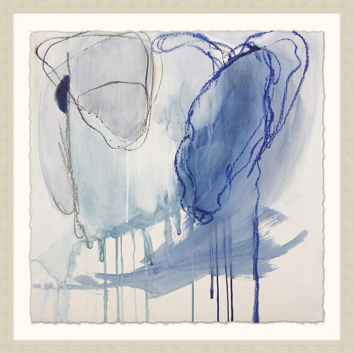 Blue Blur Art