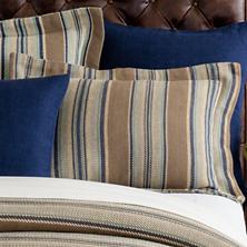Blue Heron Blanket Sham