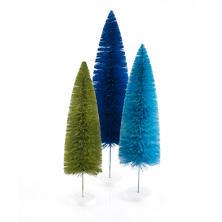 Blue Rainbow Trees
