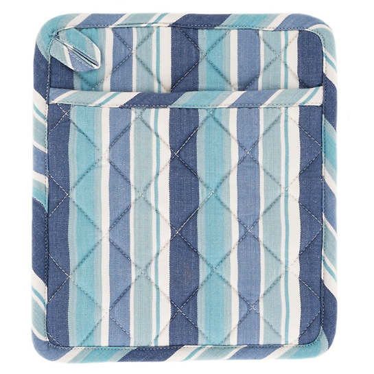 Bluemarine Stripe Pot Holder