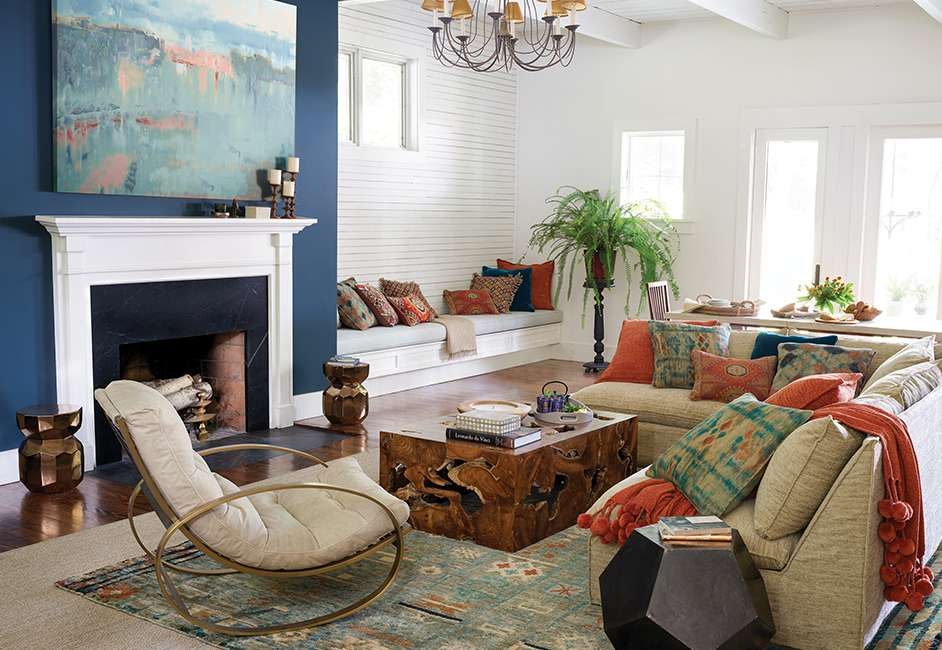 Ocean/Spice Living Room