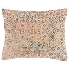 Borage Chenille  Decorative Pillow
