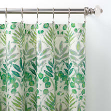 Botanical Curtain Panel