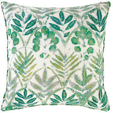 Botanical Decorative Pillow
