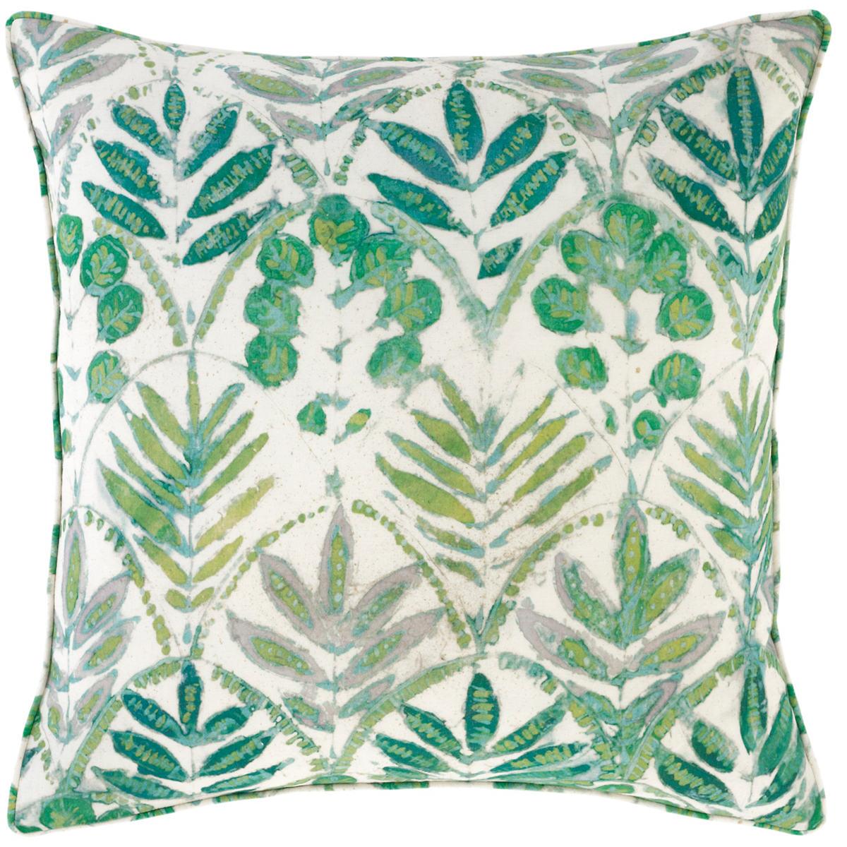 Botanical Decorative Pillow
