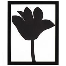 Botanical Silhouette 2 Art