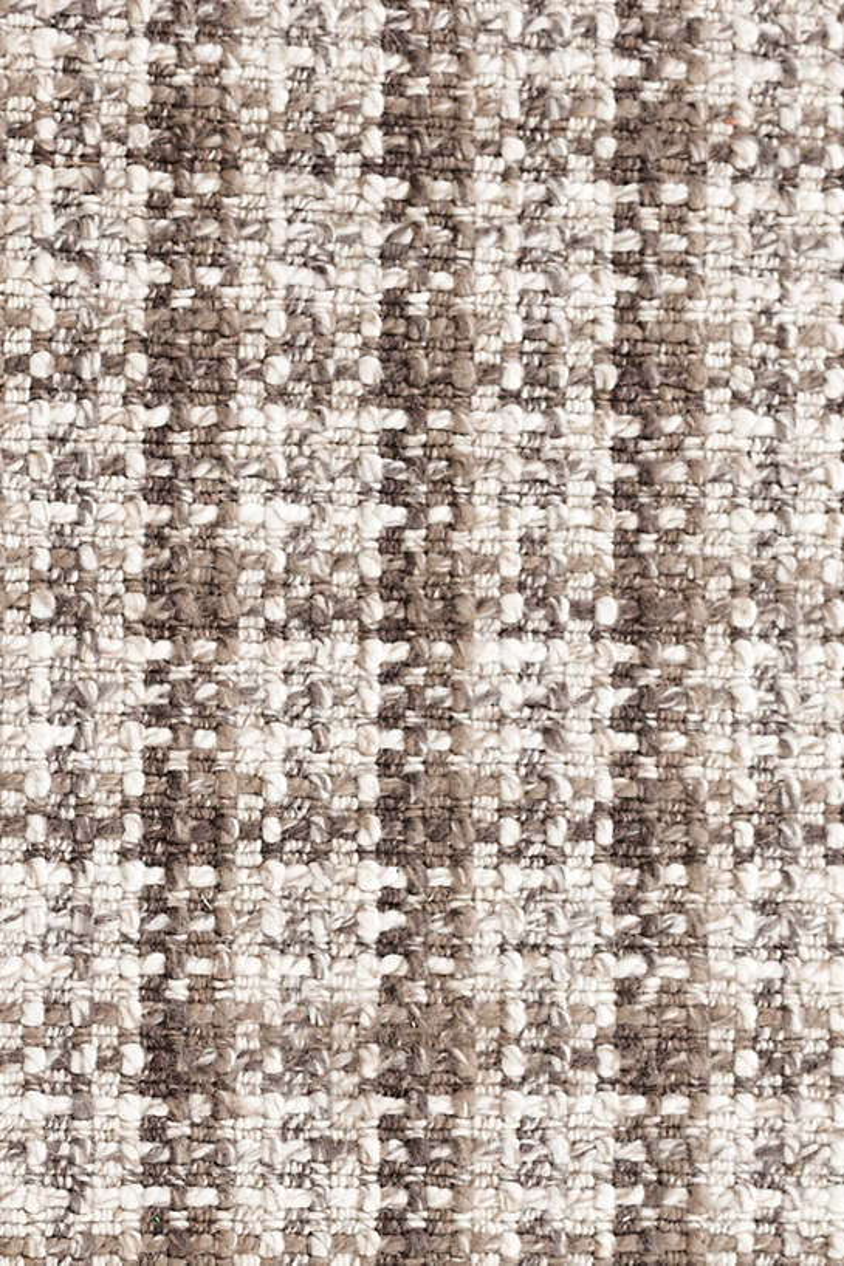 Boucle Woven Wool Rug