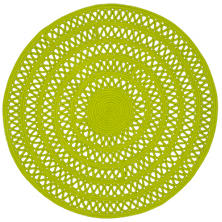 Bowline Sprout Indoor/Outdoor Round Rug
