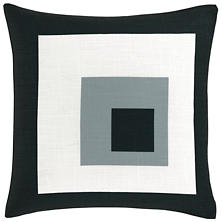 Boxes Indoor/Outdoor Decorative Pillow