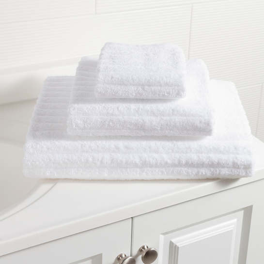 Boyfriend White Towel
