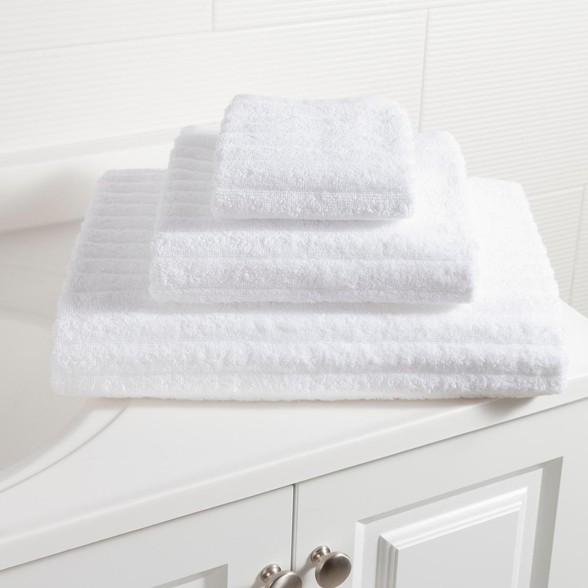 Boyfriend White Towel