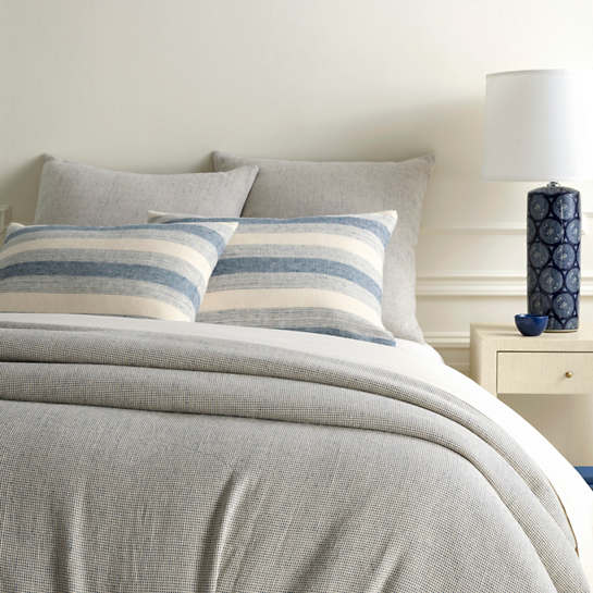 Brady Denim Duvet Cover