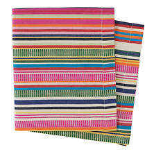 Bright Stripe Napkin