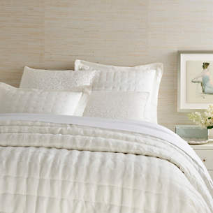 Brussels Ivory Quilt