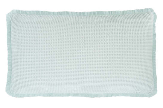 Bubble Sky Matelassé Decorative Pillow