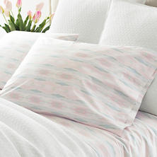 Carolina Percale Pink Pillowcases