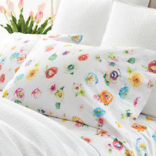Flower Power Pillowcases