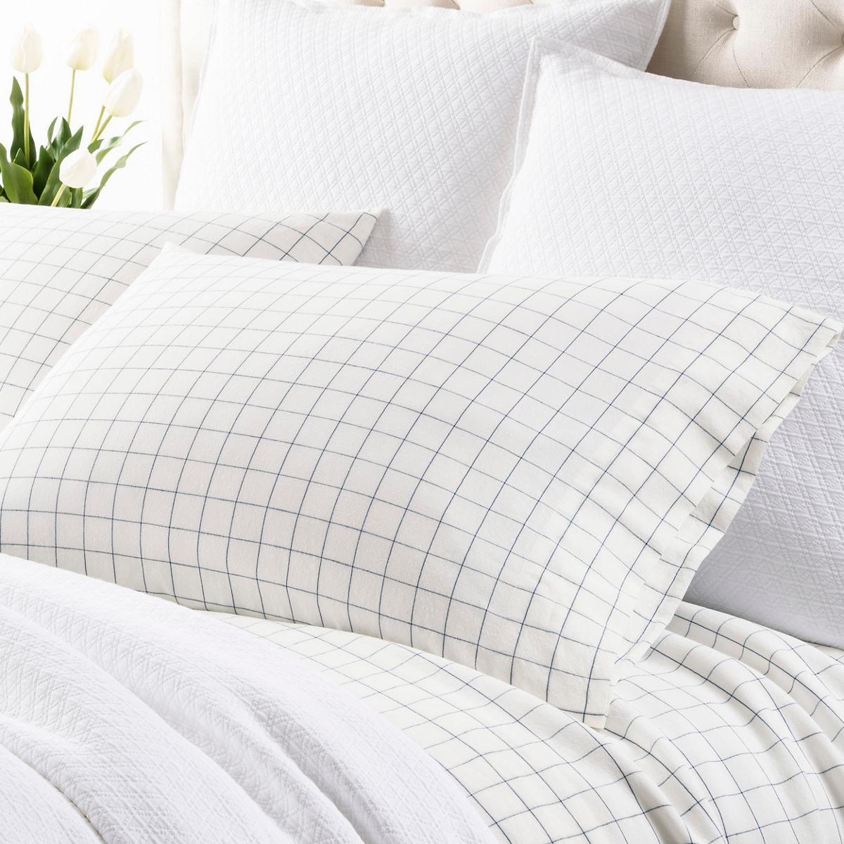 Julian Cobalt Pillowcases