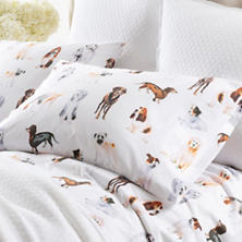 Woof Pillowcases
